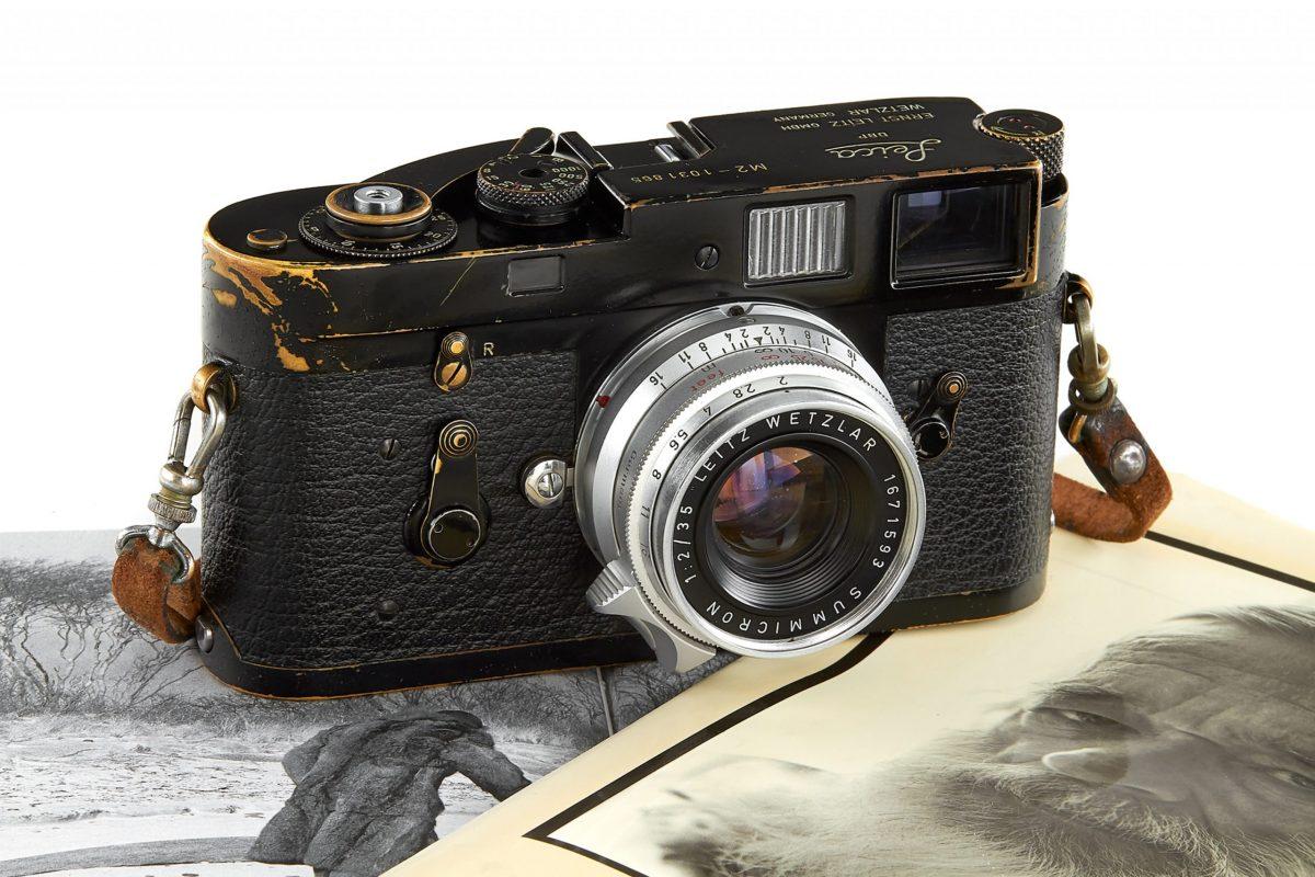 Leica M von Walker Evans