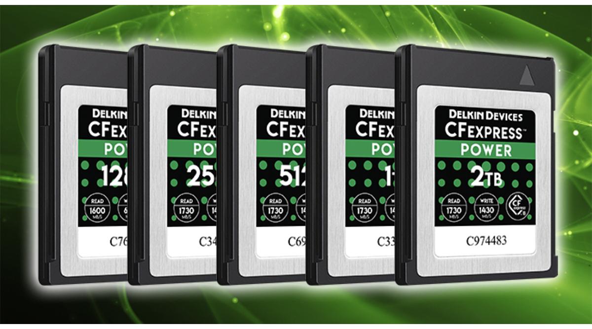 CFexpress-Lesegerät