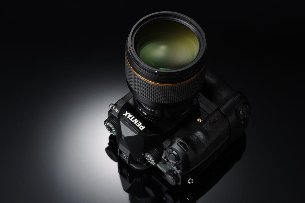 Pentax 85mm F1.4