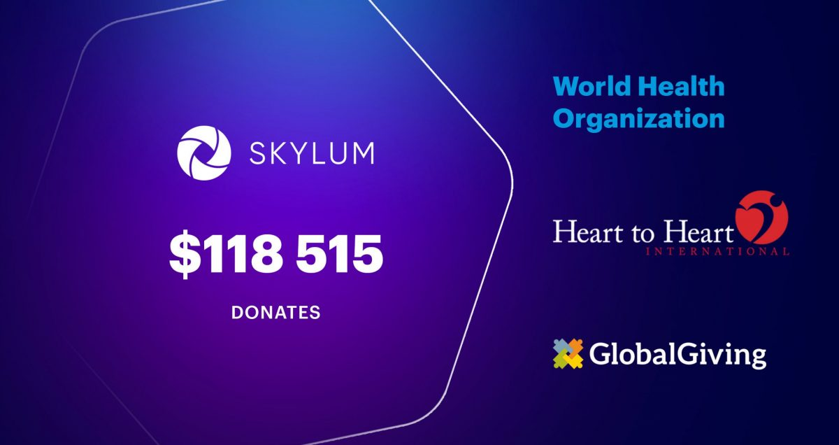Spenden für den guten Zweck