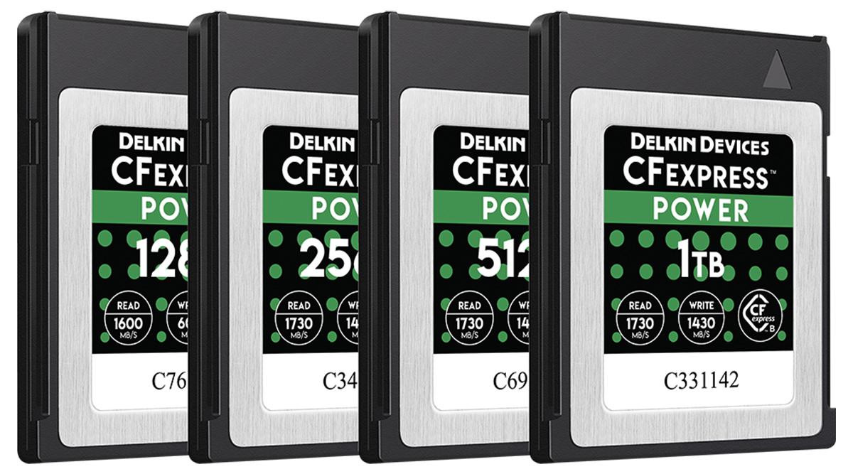 2TB CFexpress-Speicherkarte