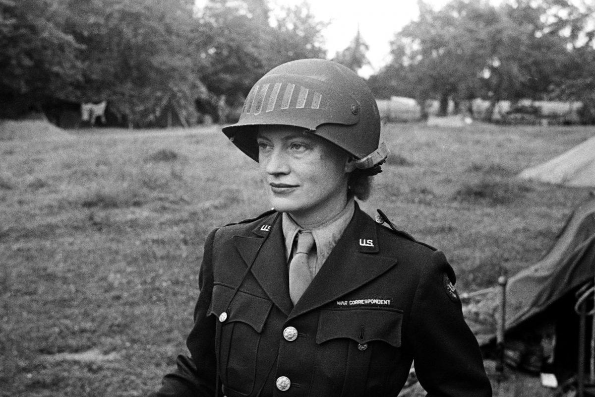 Lee Miller – Supermodel und Kriegsfotografin