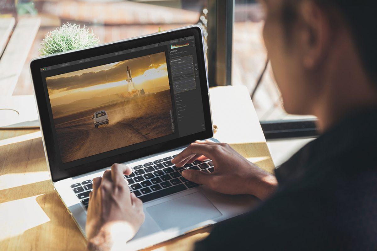 Foto-Suchfunktion und 500px-Integration