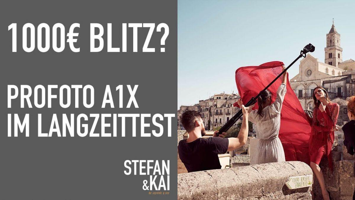 1000€ Aufsteckblitz?! Lohnt sich der A1X von Profoto?