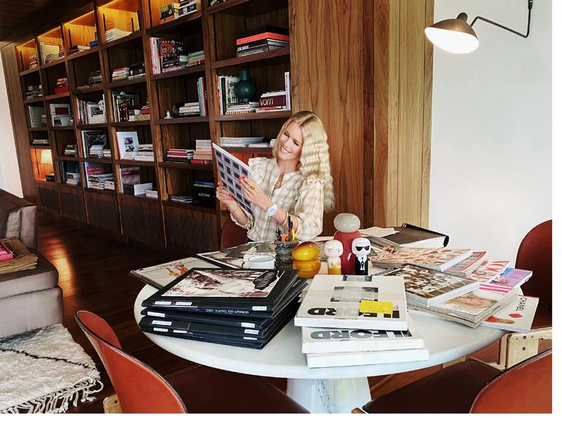 Claudia Schiffer kuratiert