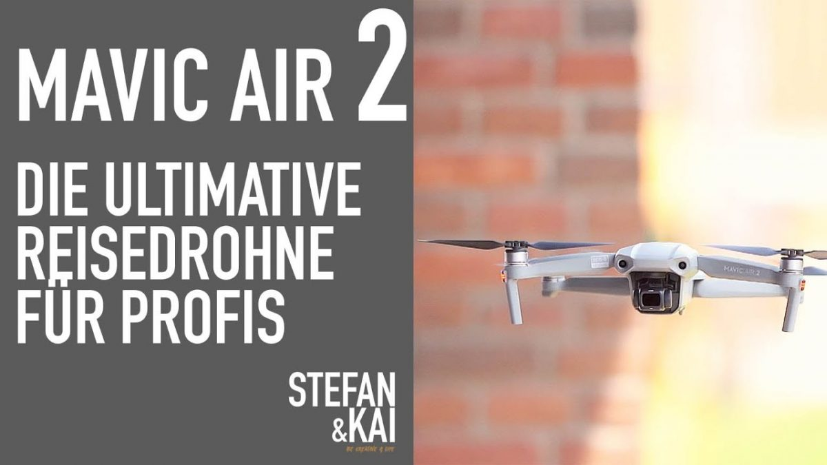 DJI Mavic Air 2 im Test vs. Mavic Air 1
