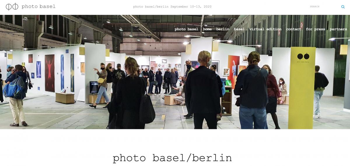 Boutique-Kunstmesse für Fotografie