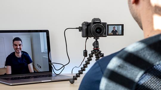 Webcam Utility Software jetzt verfügbar