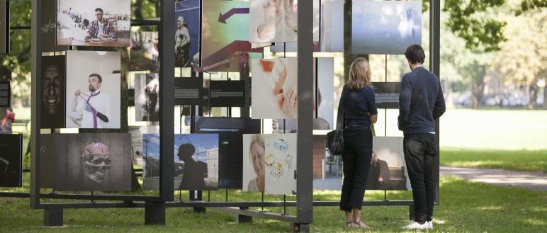 "Fotoausstellung ""Mensch – Arbeit – Alter"""