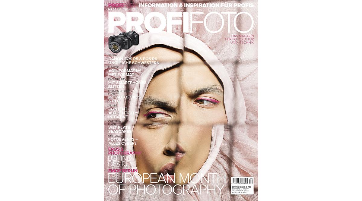 Mit 20 Seiten Heft-im-Heft: Canon EOS R5 und EOS R6 – Ungleiche Schwestern
