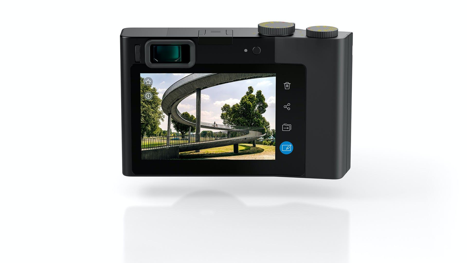 Smarte Kamera