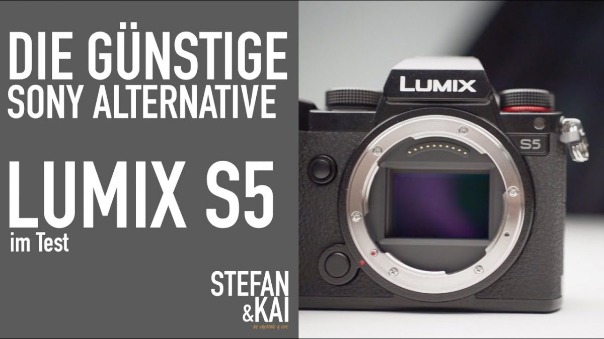 Test: Lumix S5