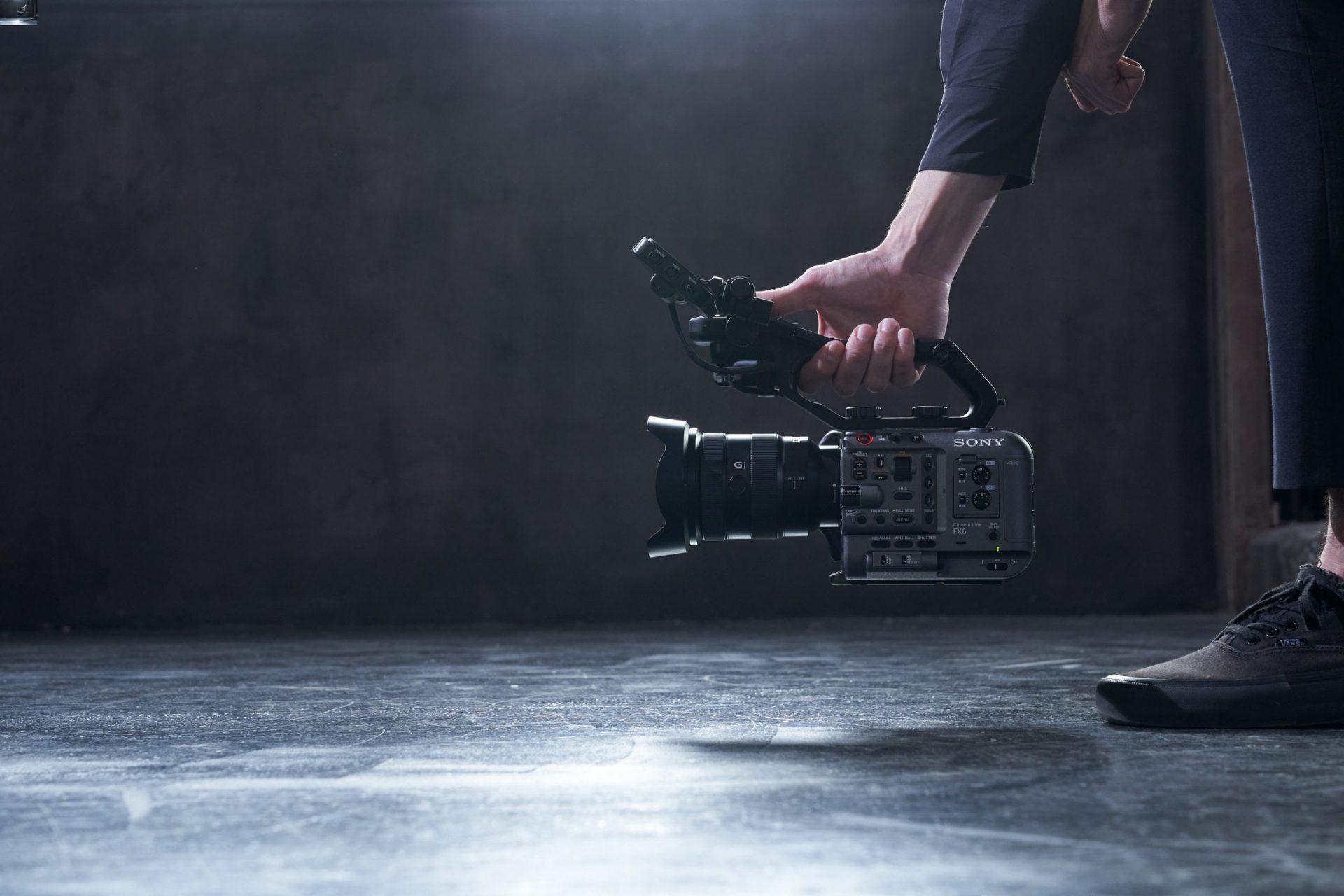 Vollformatkamera FX6