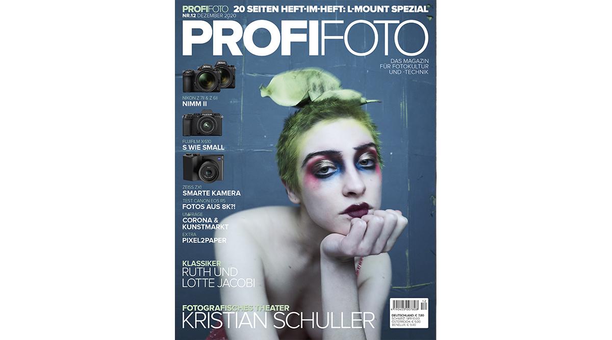 Dezember-Ausgabe ab sofort erhältlich
