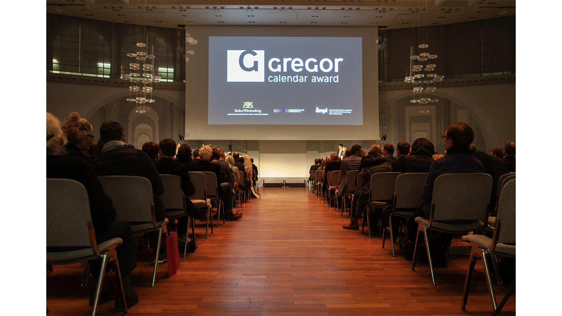 Gregor Calendar Award 2021 –