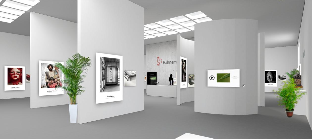 Virtuelle Galerie