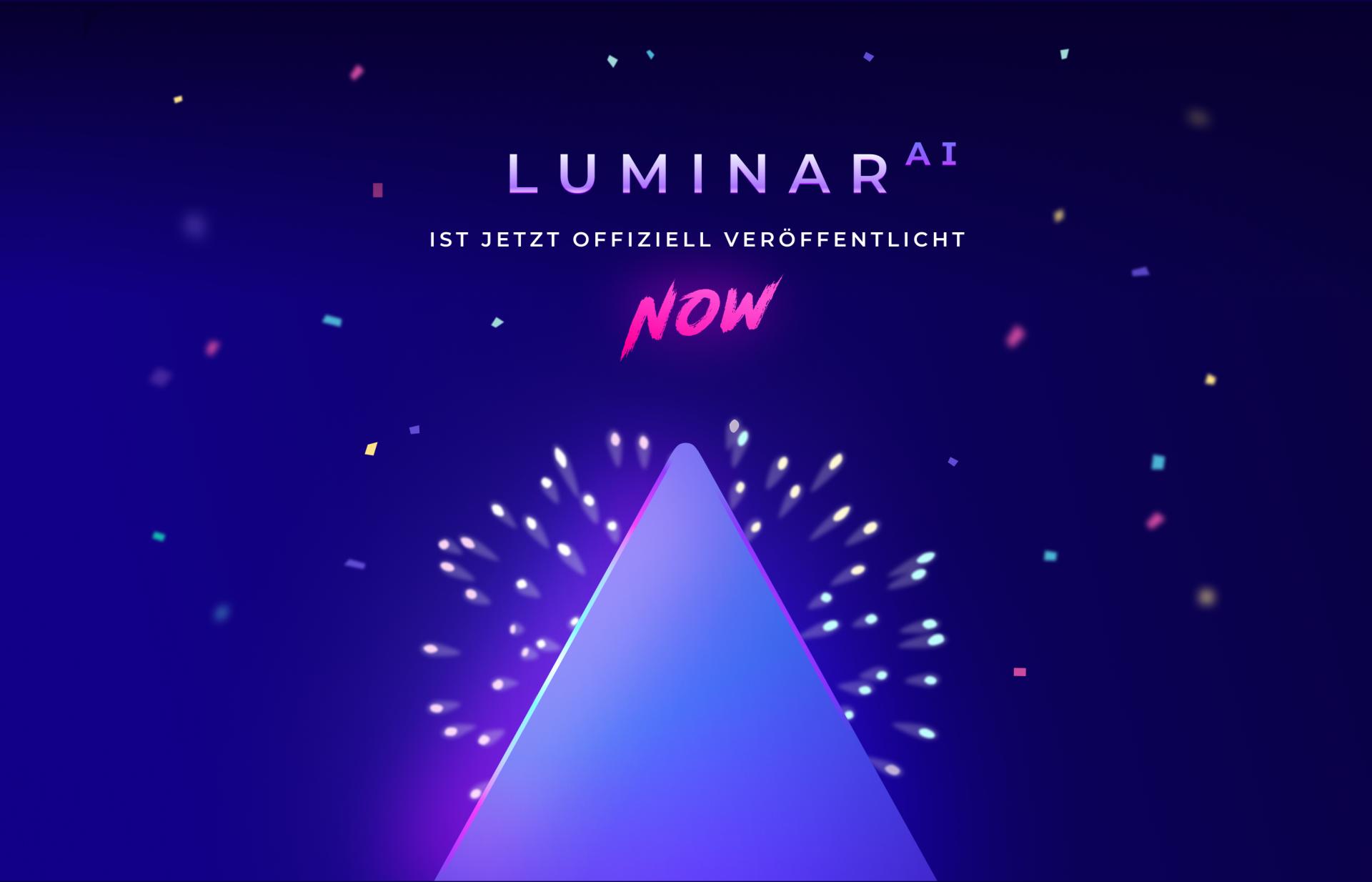 LuminarAI verfügbar
