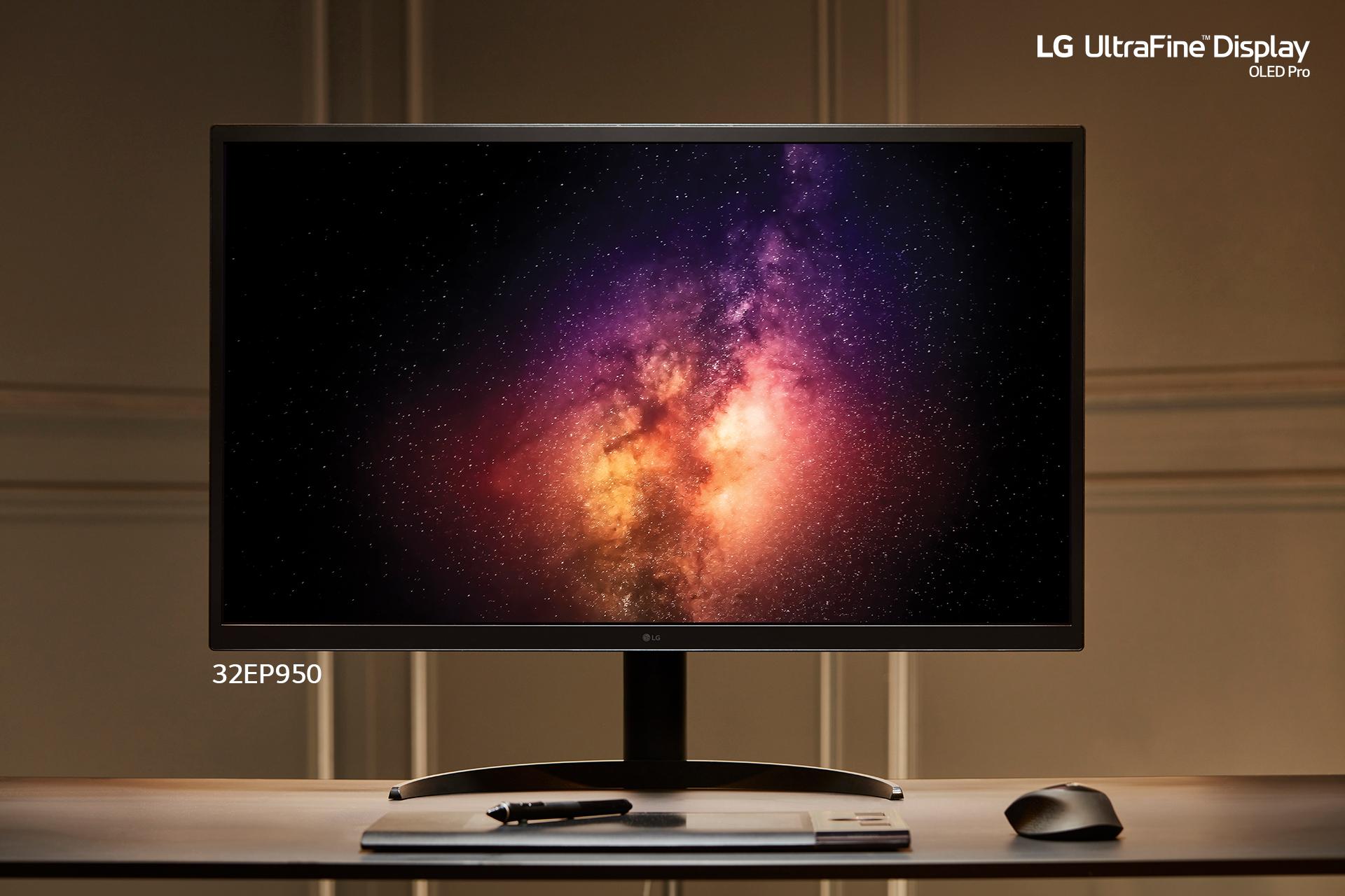 UltraFine Display OLED Pro