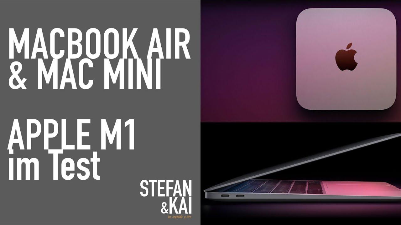 MacBook Air M1 und Mac mini – Die besten Macs für Fotografen