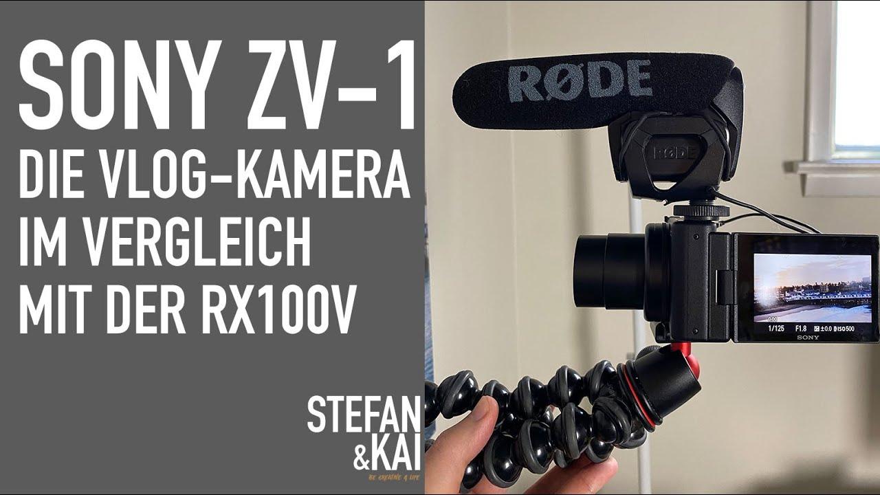 Sony ZV-1 versus RX100