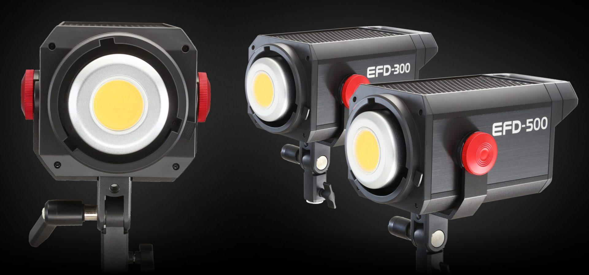 Dauerlichter und RGB-Stableuchte
