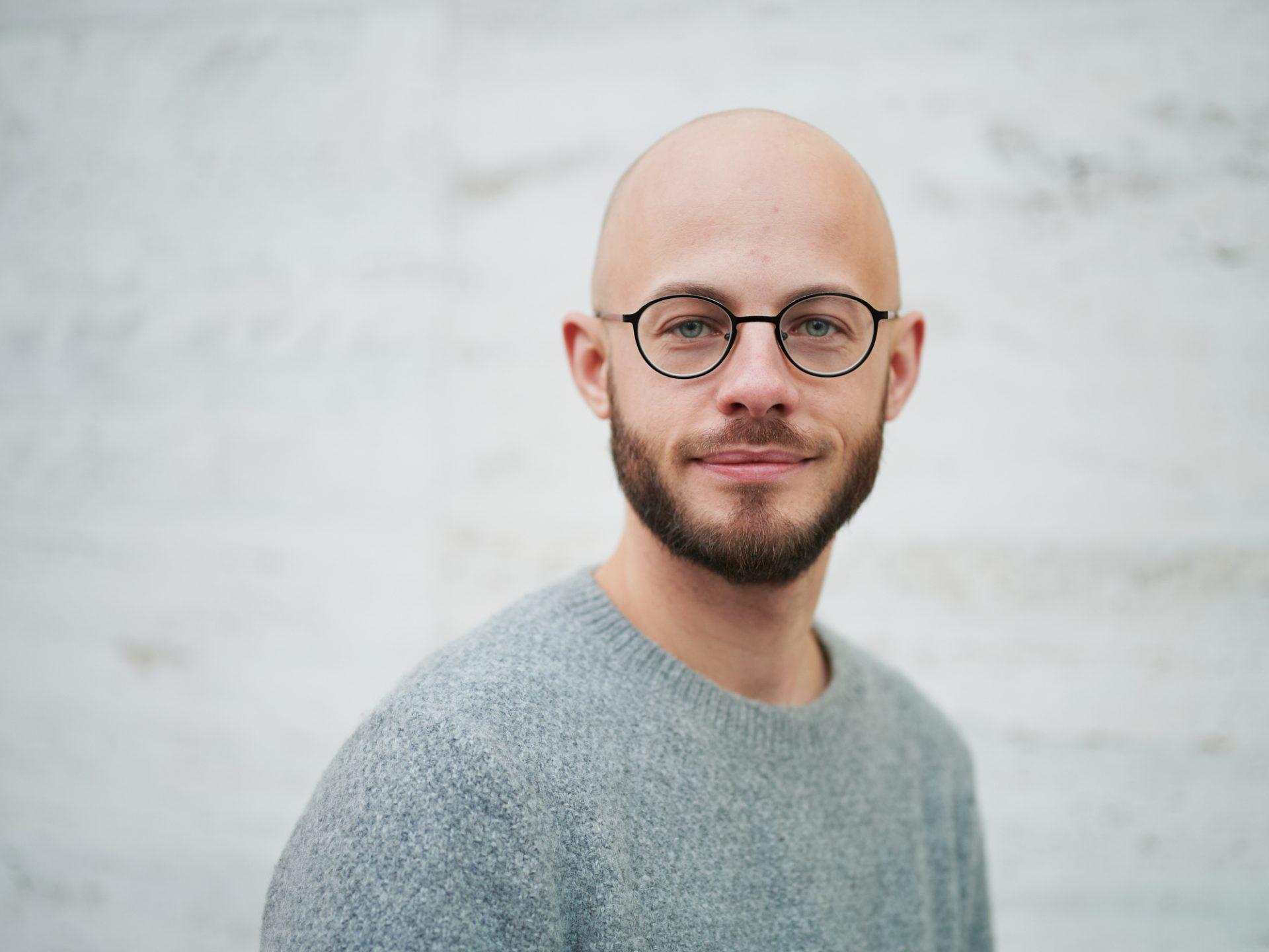 Maximilian Mann erhält Stipendium