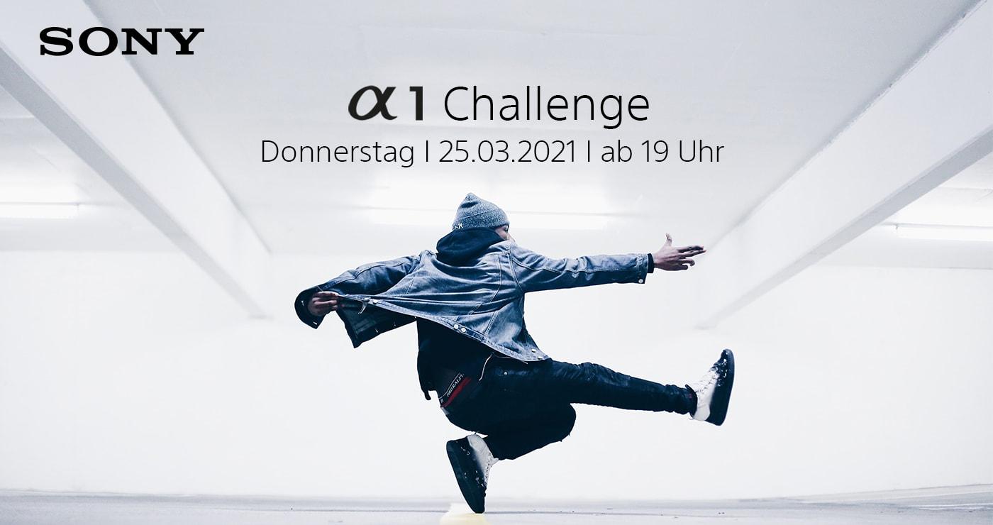 Alpha 1 Challenge