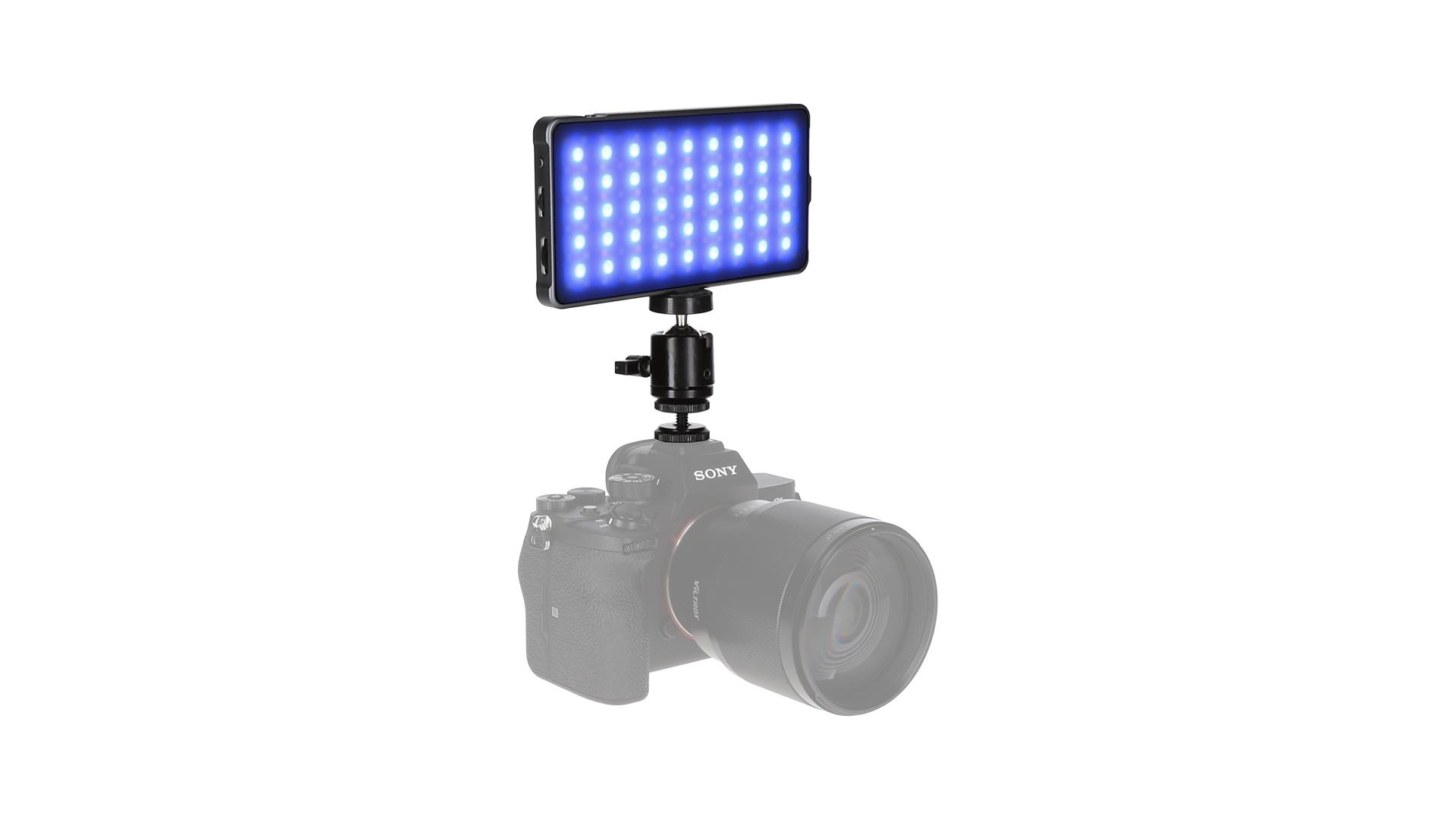 LED-Leuchten für On-Location-Shootings