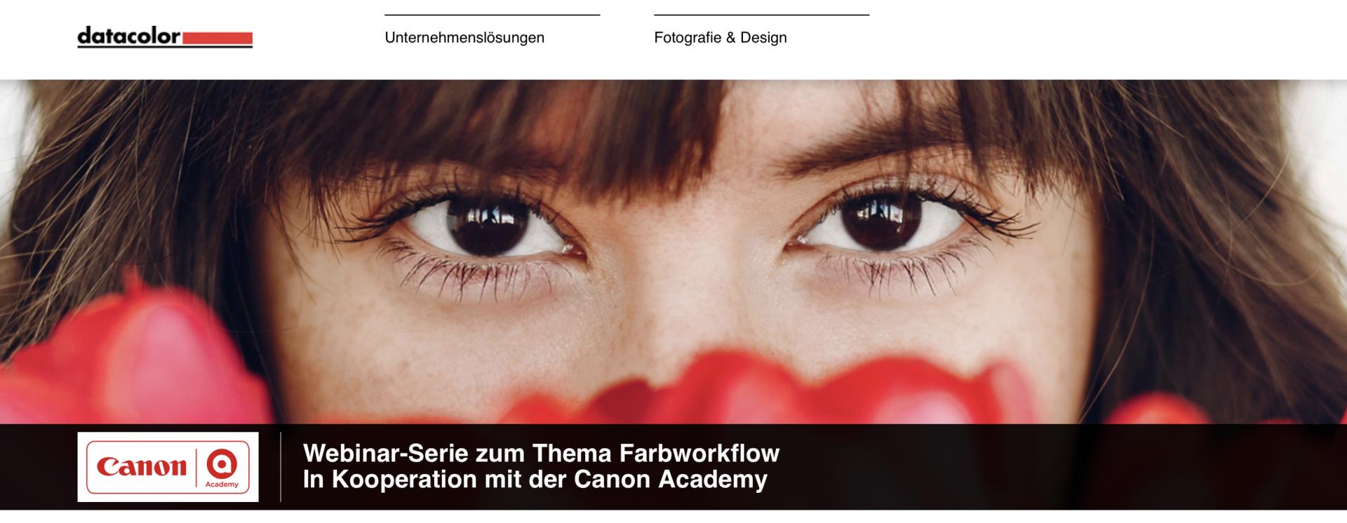 Webinare zum Farbworkflow