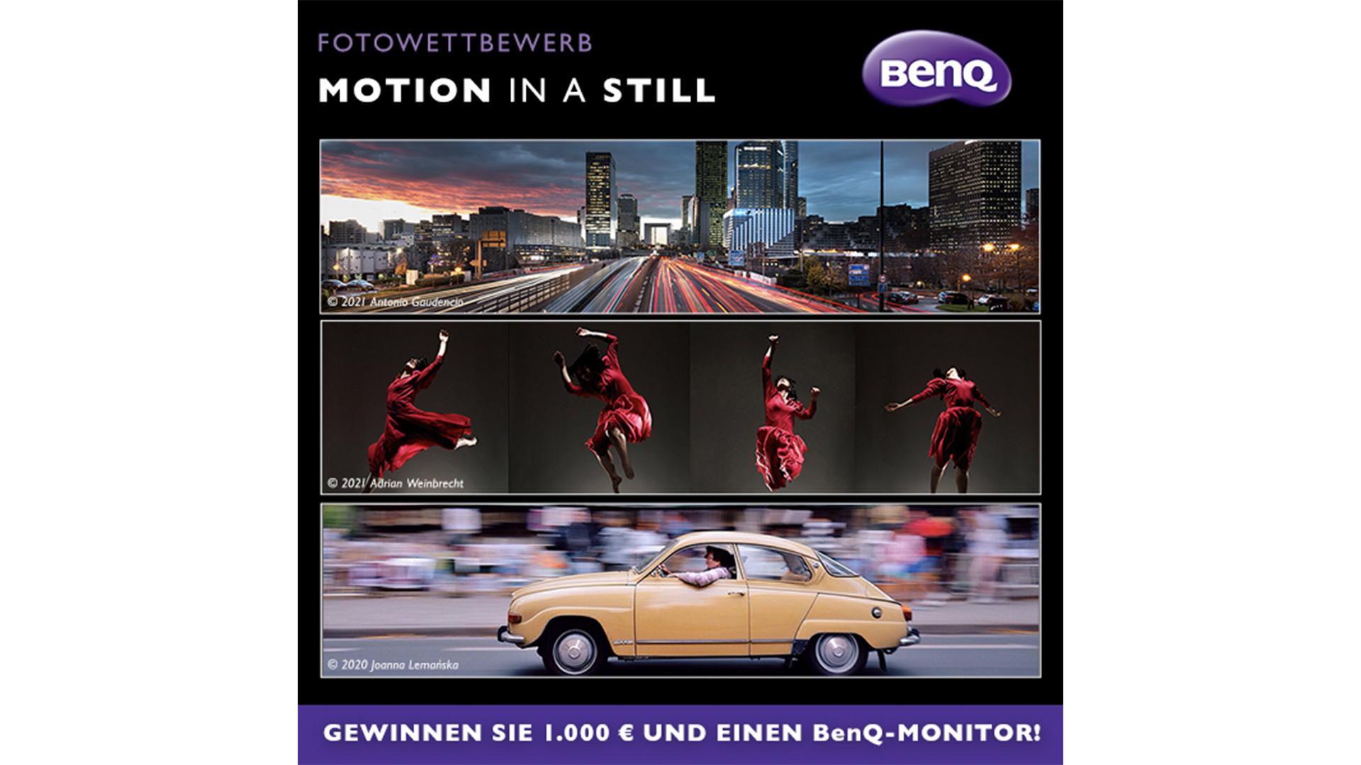 """""""Motion in a still"""""""