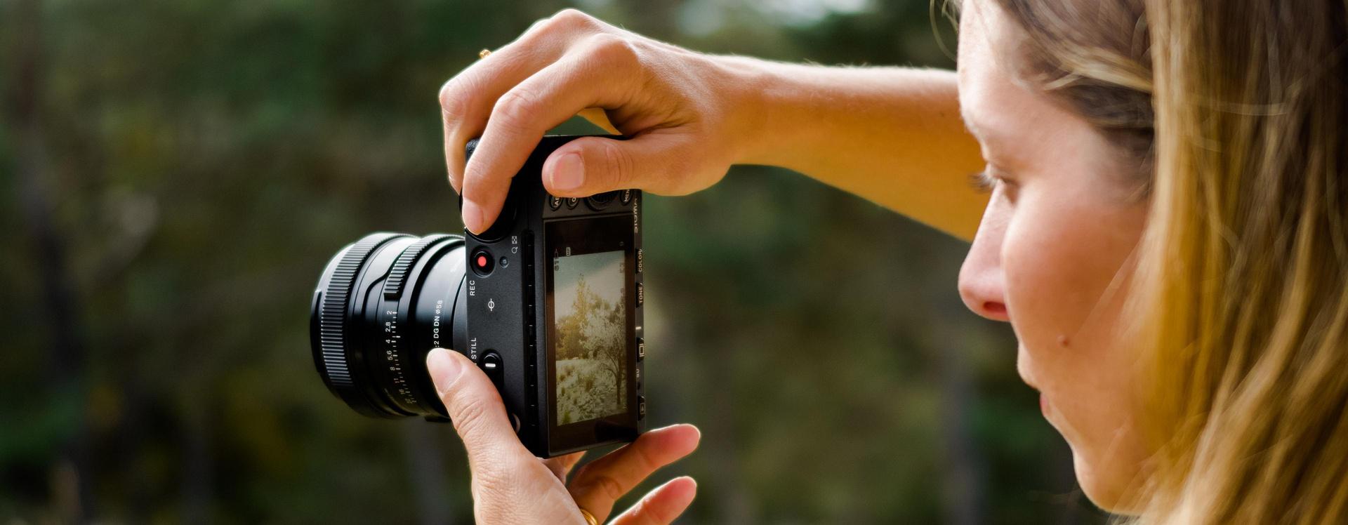 Kamera-Rabattaktion