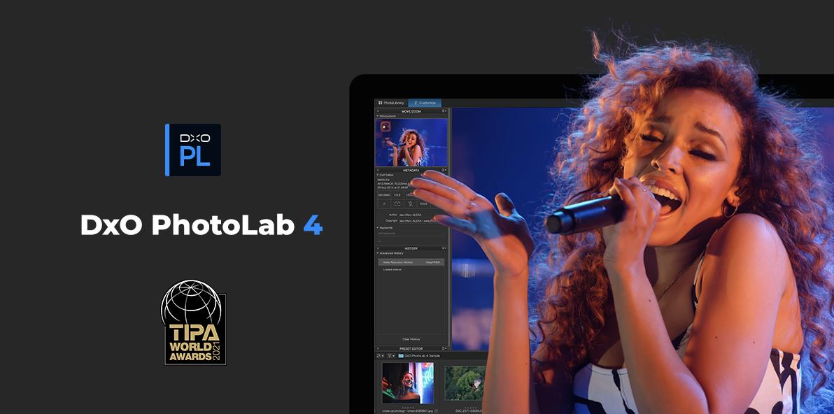 DxO PhotoLab 4 – beste professionelle Bildbearbeitungs-Software