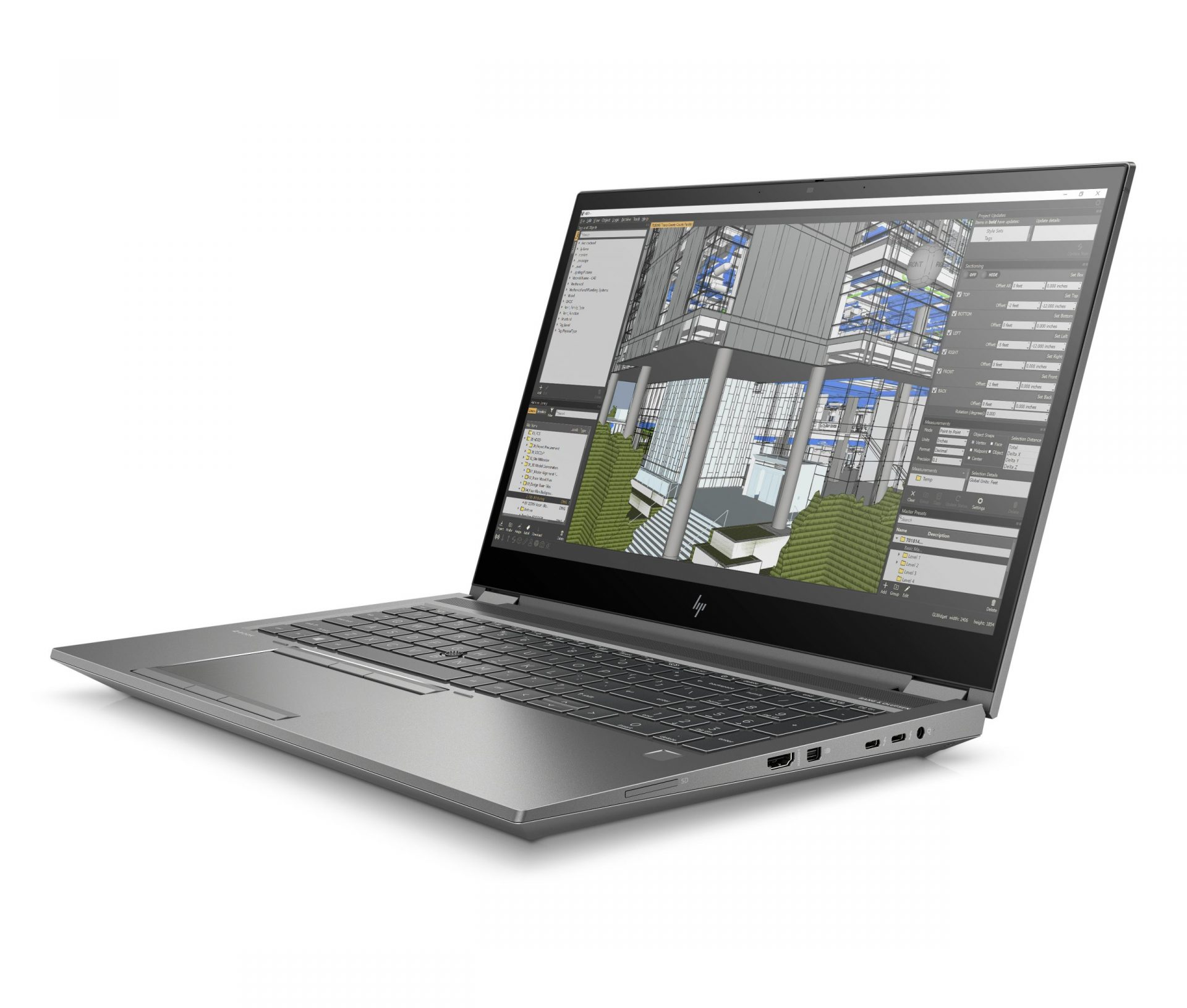 Mobile ZBook G8-Workstations