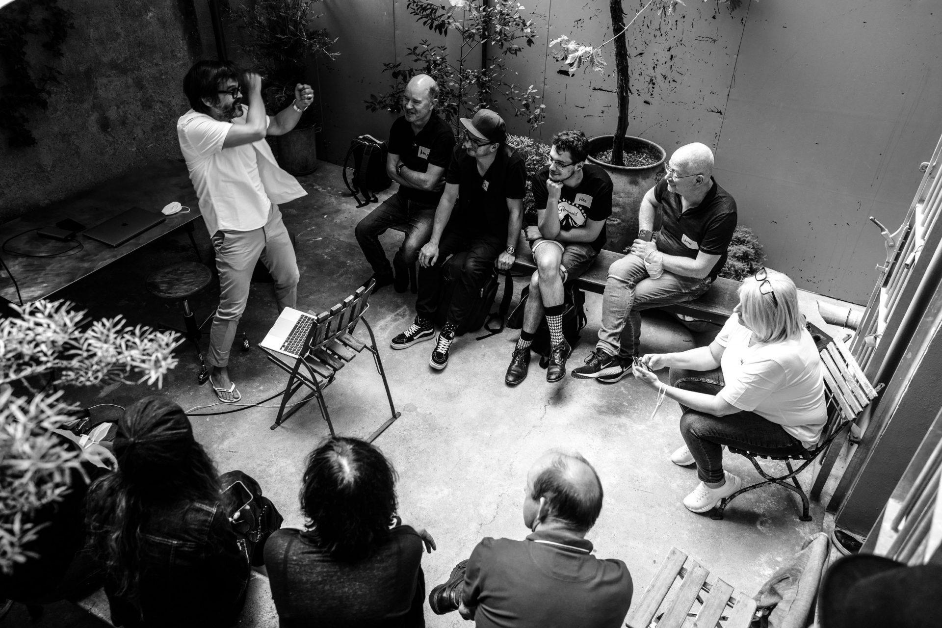 Premiere mit Kristian Schuller