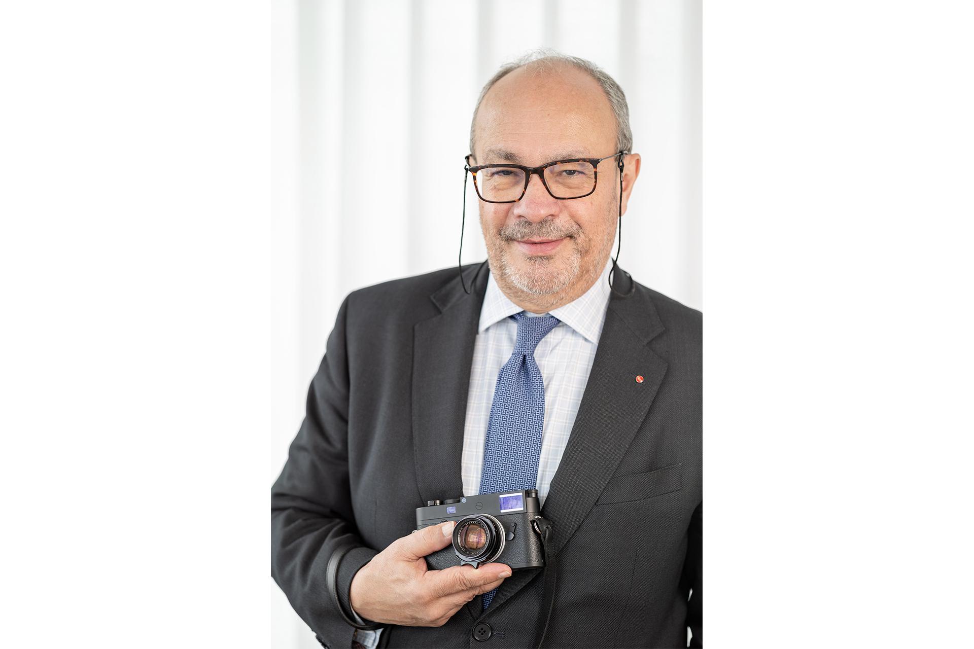 Bundesverdienstkreuz für Dr. Andreas Kaufmann