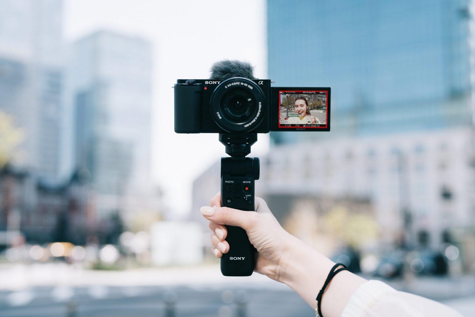 Systemkamera für Vlogger und Content Creator