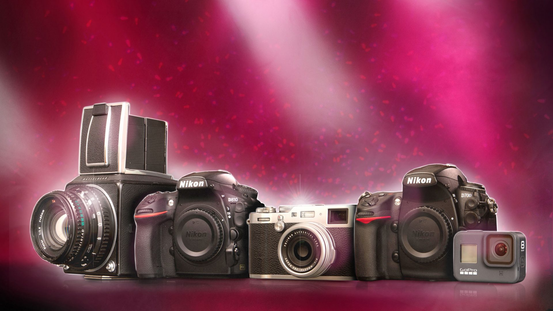 Photo and Video Kit Hall of Fame