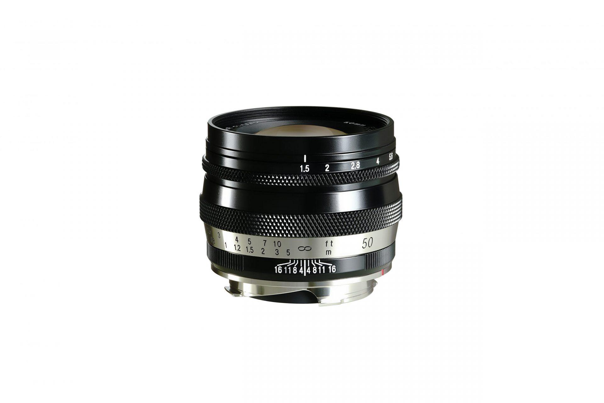 Heliar Classic 50mm F1.5 VM