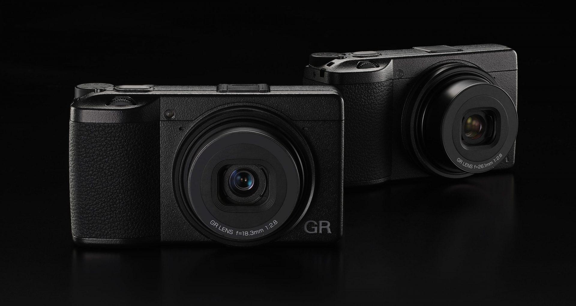 GR IIIx mit 40 mm Objektiv