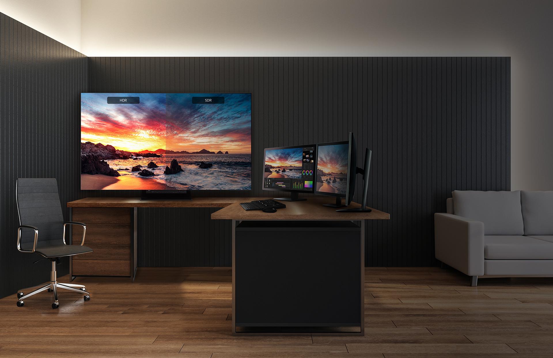 OLED Pro mit 65 Zoll