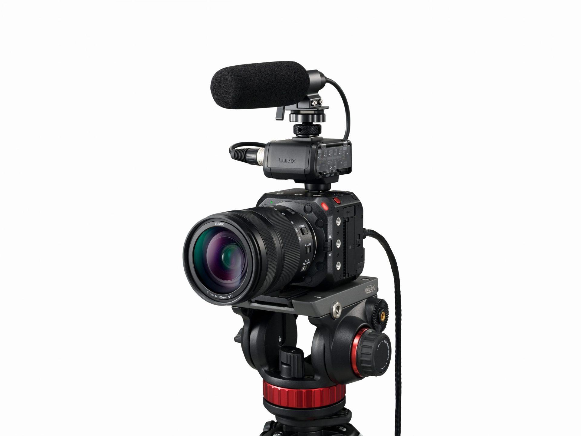 Vollformat-Box-Style-Kamera