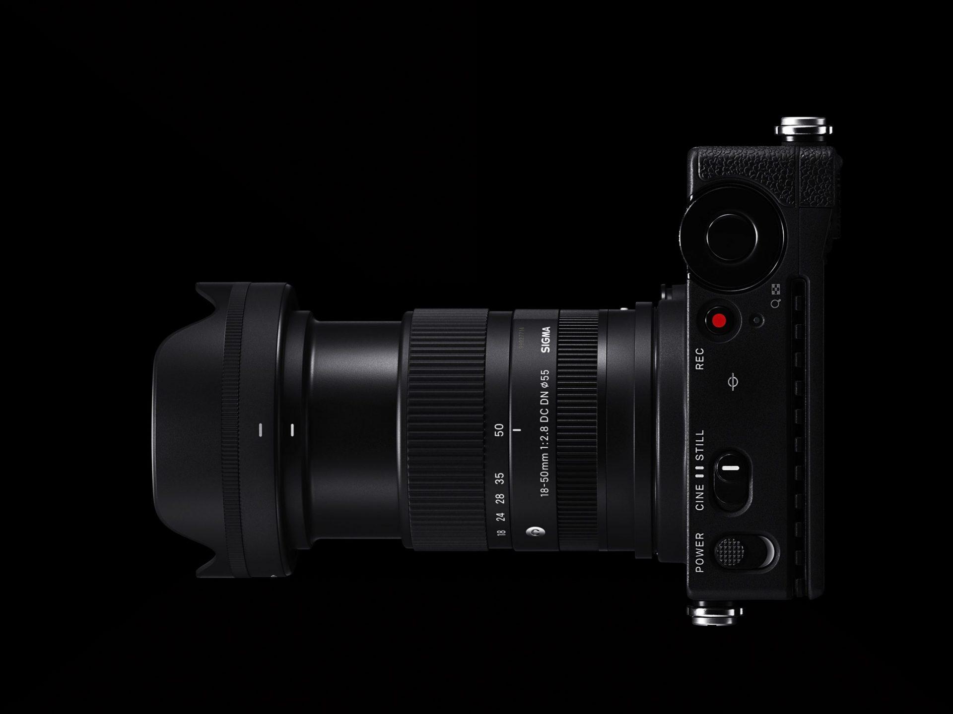 18-50mm F2.8 DC DN