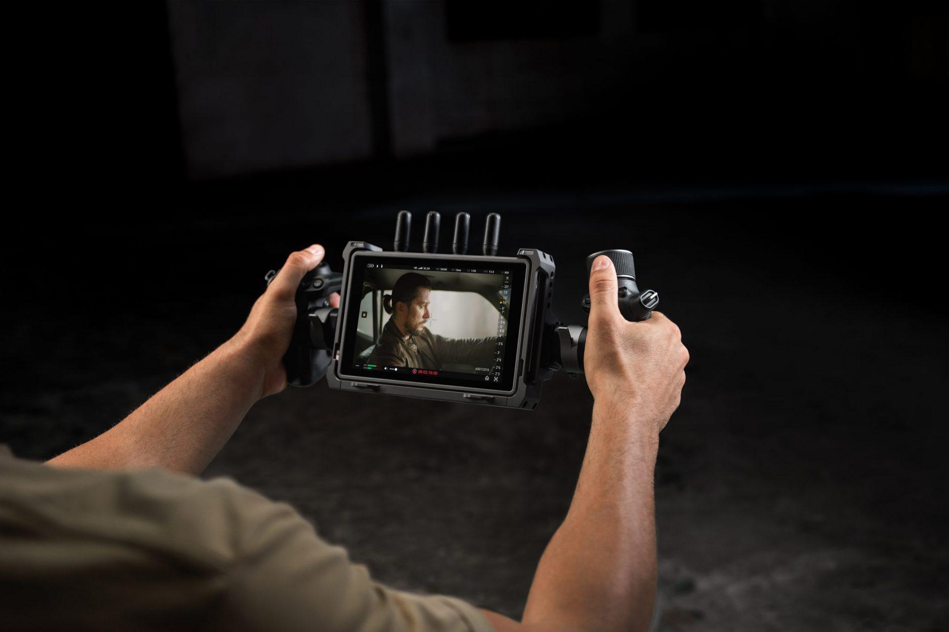 4-Achsen-Kinokamera