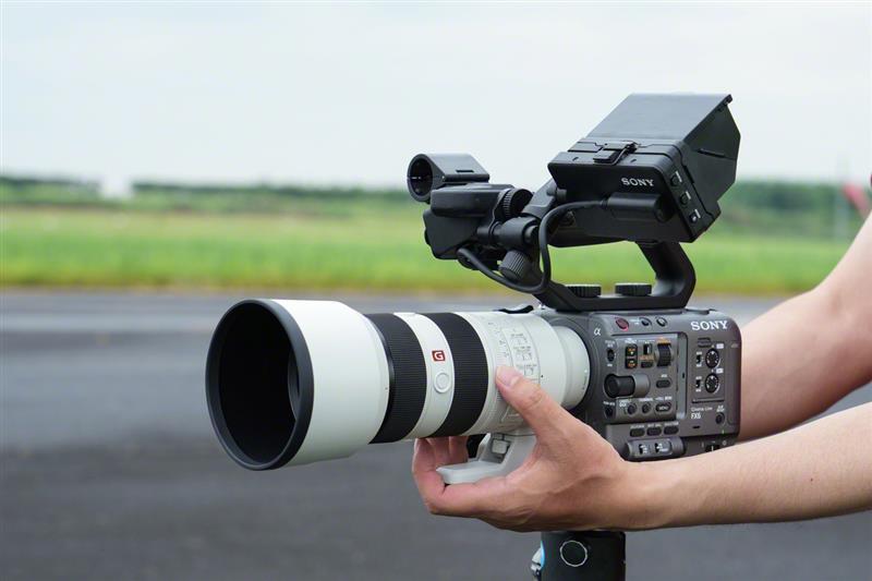FE 70-200 Millimeter F2.8 optimiert
