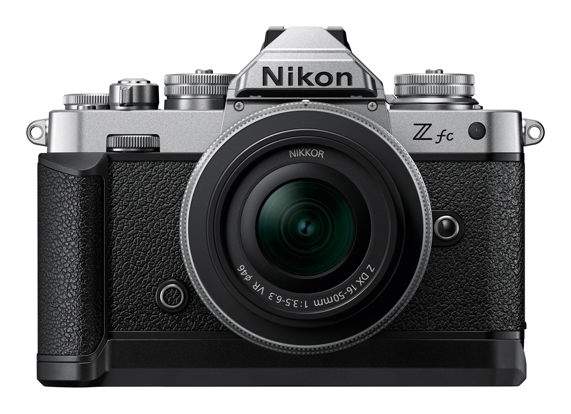 Die Hipster Nikon