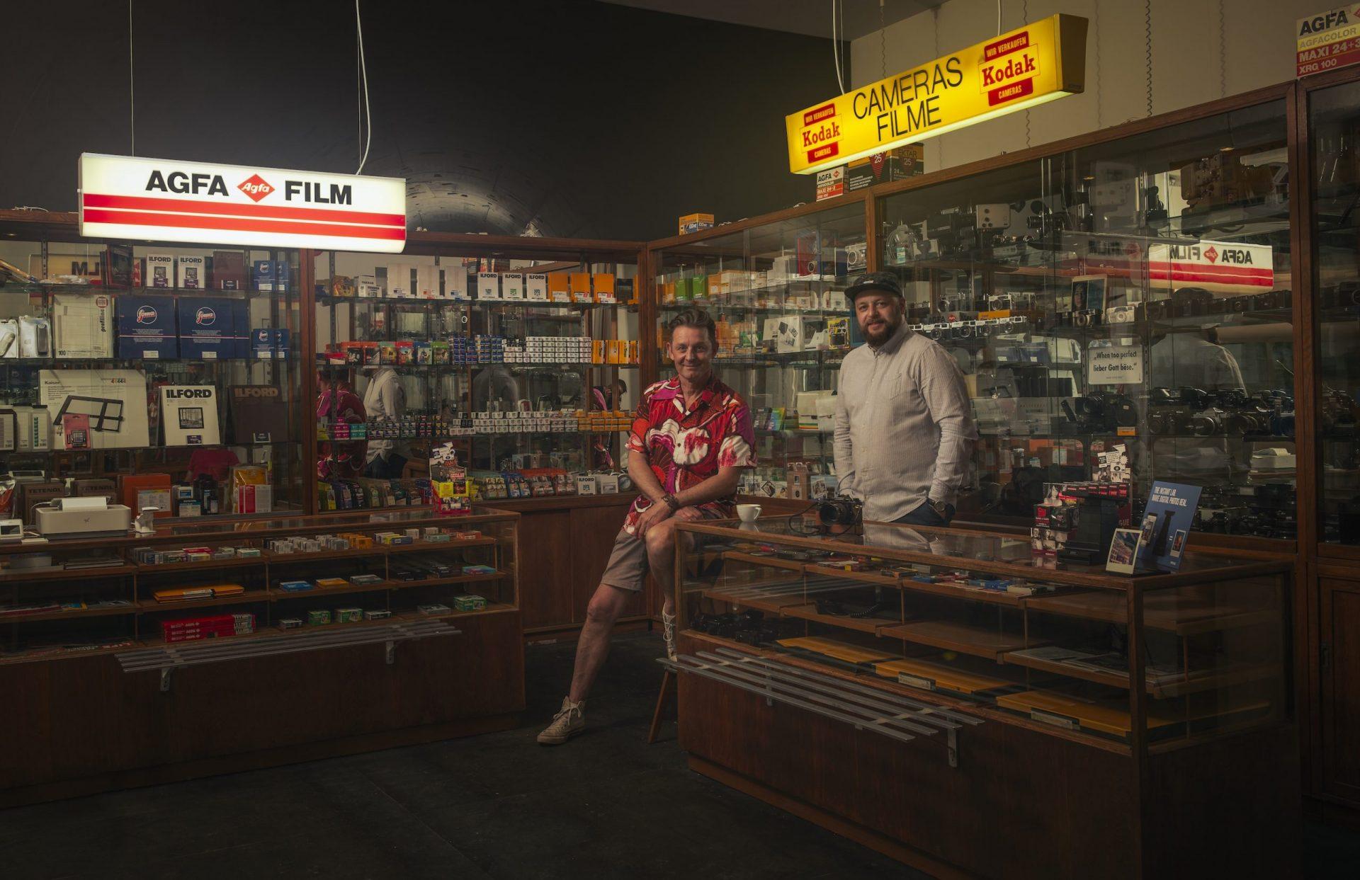 Analogfotografie Store