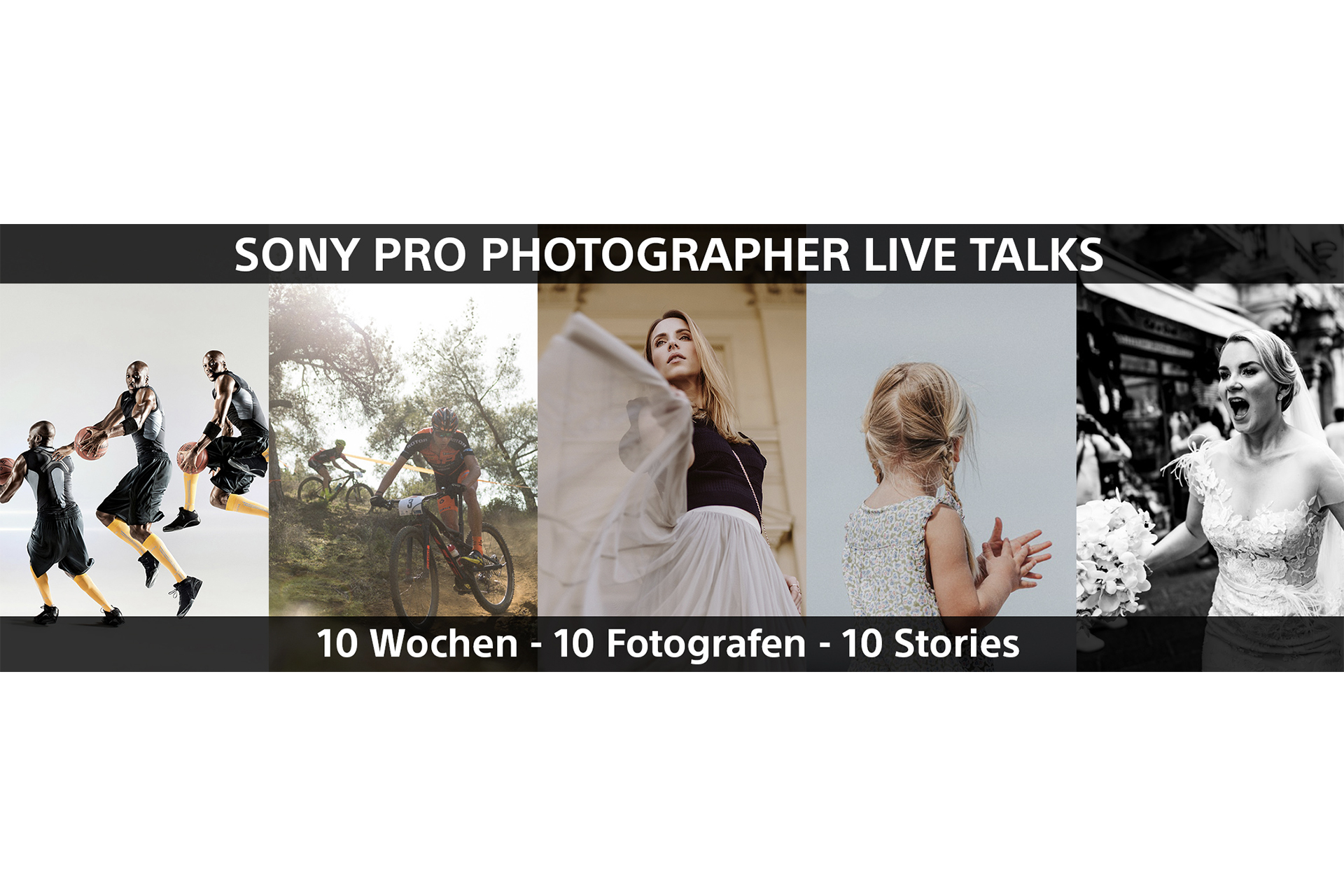 Pro Photographer Live Talks