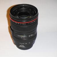 Gelegenheit: Verkaufe Objektiv Canon EF 24-105 mm f/ 4,0 L IS USM