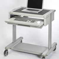 Mobiler Studio Computertisch Dacomobile