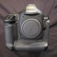 Canon EOS 1DS Mark 3.
